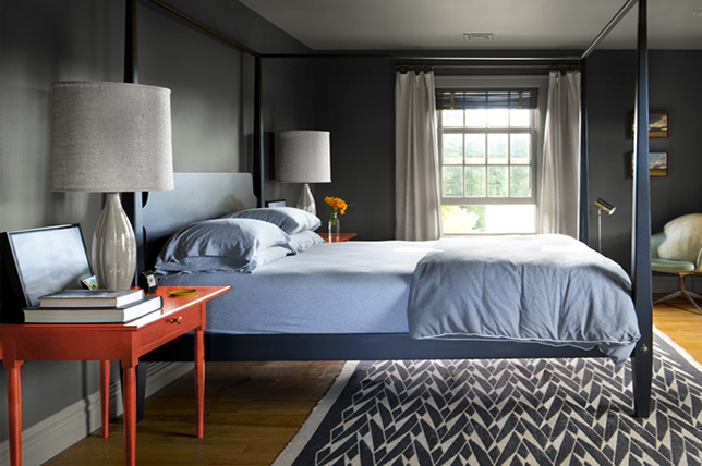 Giving A Bedroom A Makeover