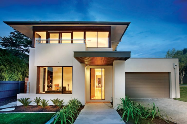An Overview of Modern Architectural Design